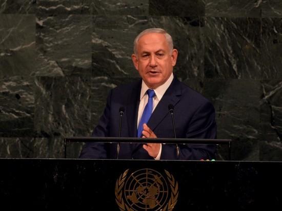 Опубликована новогодняя речь Биньямина Нетаниягу на Генеральной Ассамблее ООН