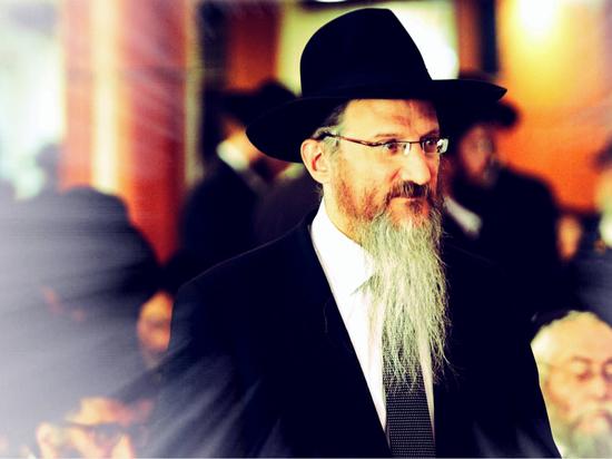 Раввин Берл Лазар поздравил еврейскую общину с праздником Суккот