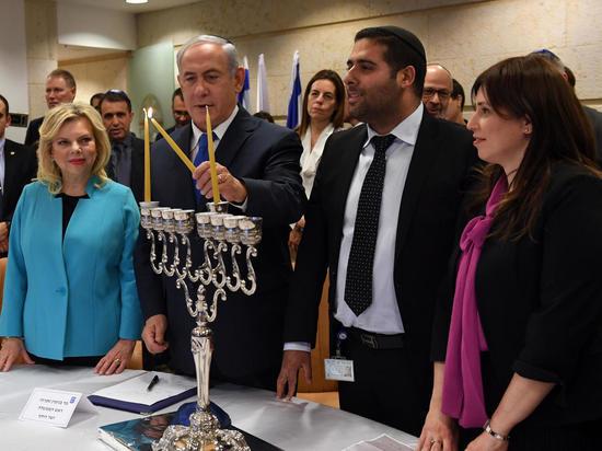 Иудейский мир отмечает праздник Ханука