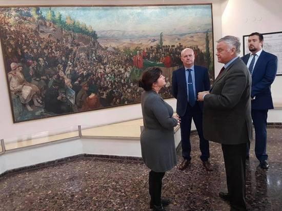 Между кафедрами политологии МГУ и Еврейского университета  налаживаются партнерские связи